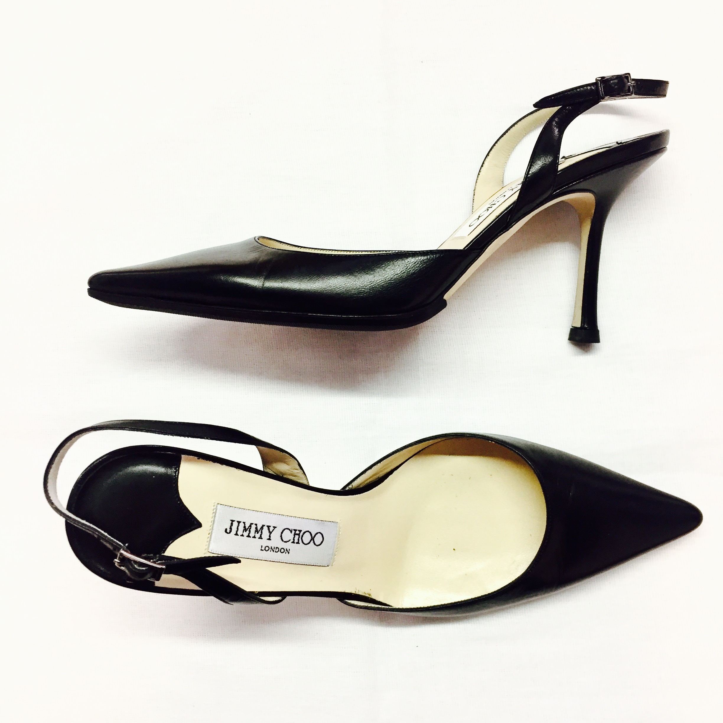 f2480d9f278 Jimmy Choo 39 classic and new - Closet Couture